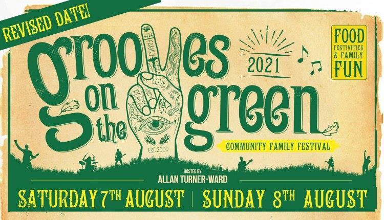 grooves on the green community family festival 2021