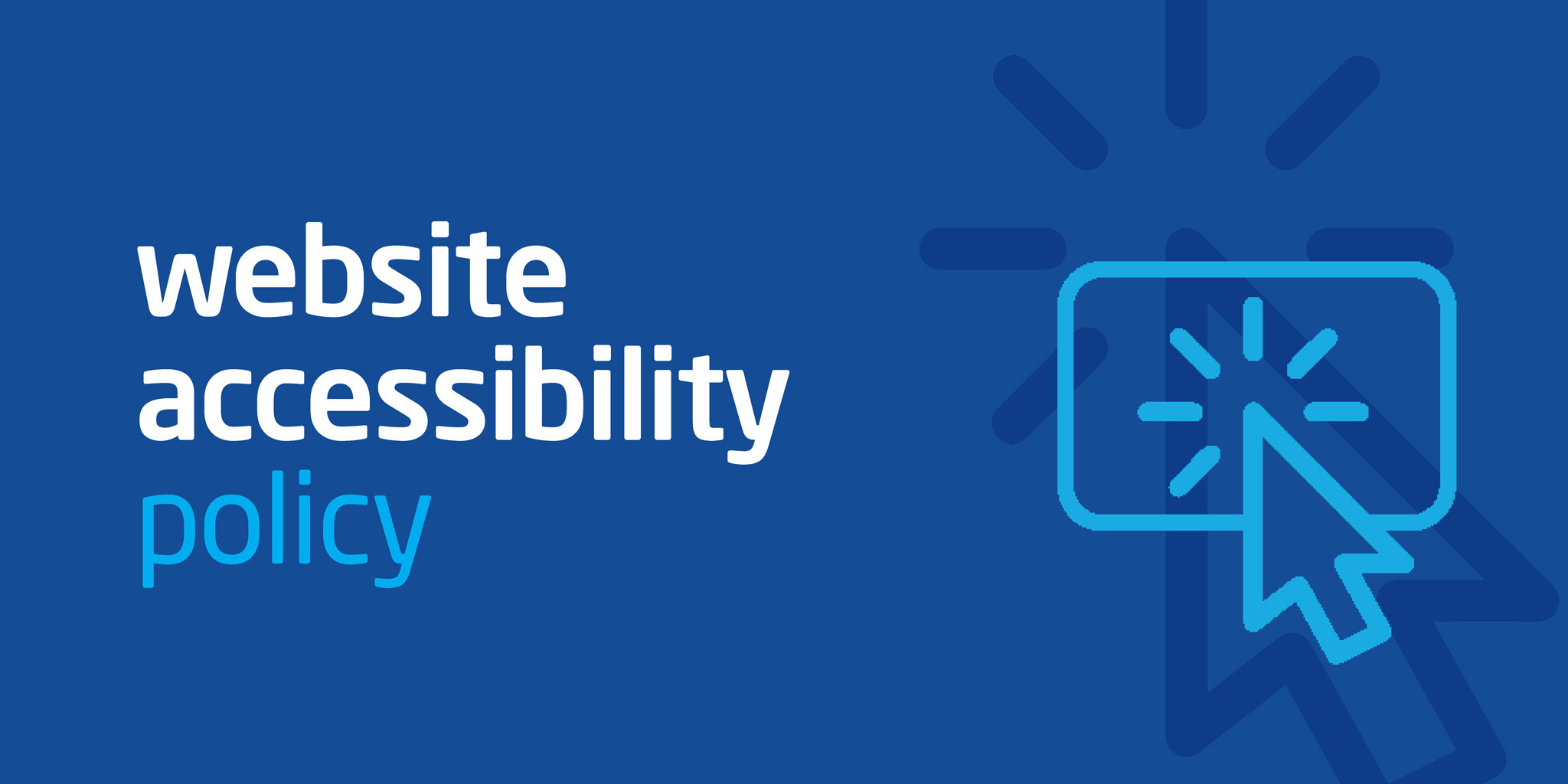Morebus website accessibility policy
